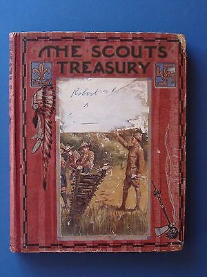 The Scouts Treasury 1922