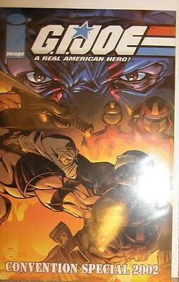 2002 GIJOE Convention Special Comic