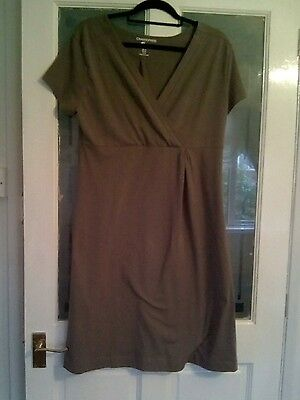 ladies olive craghoppers dress size 18 uk new with tags