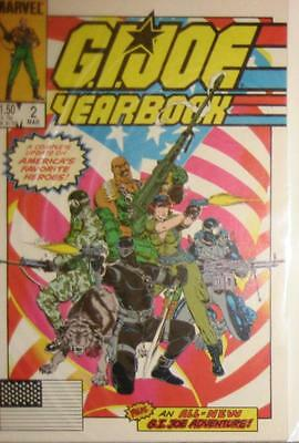 GIJOE Marvel Yearbook #2