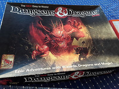 dungeons and dragons board game sold as spares