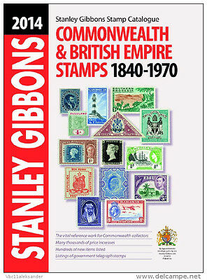 Commonwealth catalogues 1840 - 1970 2014 on DVD # 2
