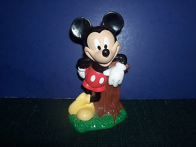 Mickey Mouse Plastic Bank