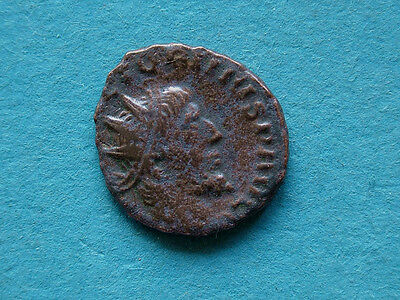 Roman coin, unresearched, with some nice detail.