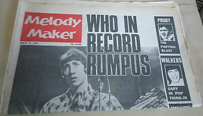 Melody Maker March 12 1966