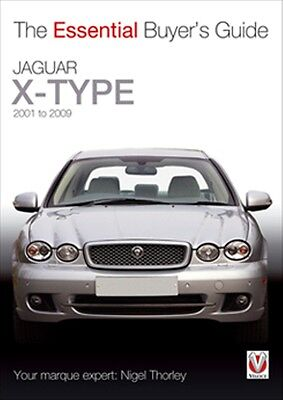 Jaguar X-Type – 2001 to 2009 The Essential Buyers Guide book paper