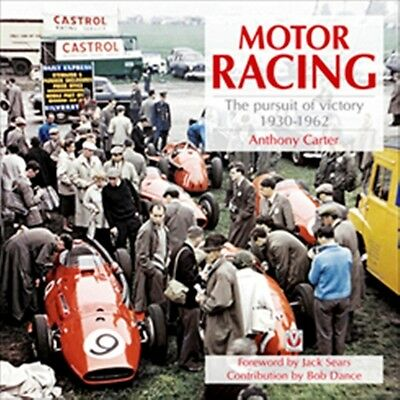 Motor Racing The Pursuit of Victory 1930 to 1962 book paper