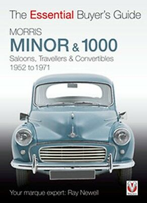 Morris Minor & 1000 The Essential Buyers Guide book paper 1952 - 1971