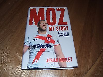 Moz My Story (Autobiography)