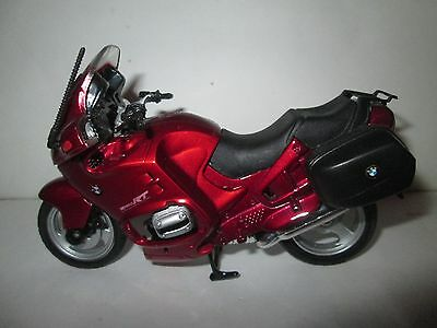 Rare Bmw R1100Rt  1-18 Scale  Motorcycle Model