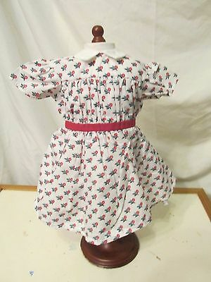American Girl ADDY SUMMER DRESS Retired Doll Clothes Pleasant Co.
