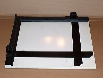 Lucky enlarging easel  for printing 11x14 or smaller