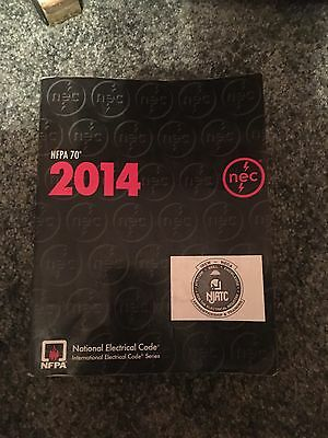 NFPA 70  National Electric Code NEC 2014 Paperback Electrical Code