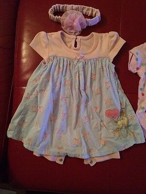 Gorgeous Dress Outfit Baby Girl 3-6 Months
