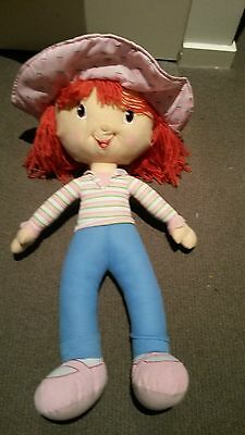 Strawberry Shortcake Doll approx 50cm long