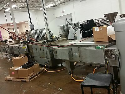 """Lot of 4 Middleby Marshall Conveyor Ovens - TUNNEL OVEN 400"""" LONG"""