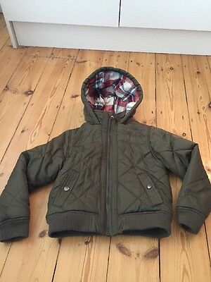 Debenhams Boys Jacket With Hood ideal for up to 6yrs