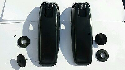 Ford Expedition  2003-2013 Freshly Painted Rear Liftgate Glass Hinges Oem