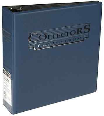 Ultra Pro High Quality Collectors Album for 9 Pocket Pages (Blue) PVC Trading