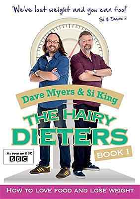 The Hairy Dieters: How to Love Food and Lose Weight - Book Diet Food Nutrition