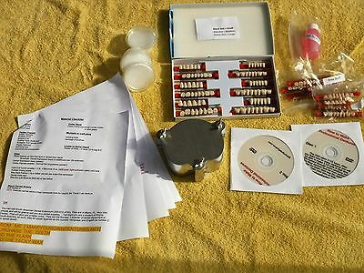 very easy dvd kit for makeing your own dentures at home.everything we sell