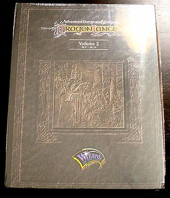 Dragonlance Slipcase Module Set Vol 2 - Sealed - SEE NOTES