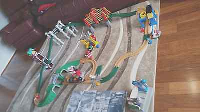 Fisher Price Geo Trax Rail  System