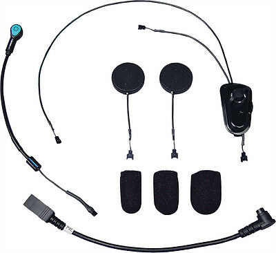 J&M Performance Series Integrated Headset 94-1244 HS-ICD279-N143-HO PERF HDST