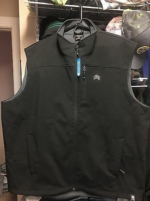 Solaris Soft Shell Men's XXL Vest