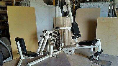 Home Gym Multi Station Parabody Weights Leg Press Top Quality Machine