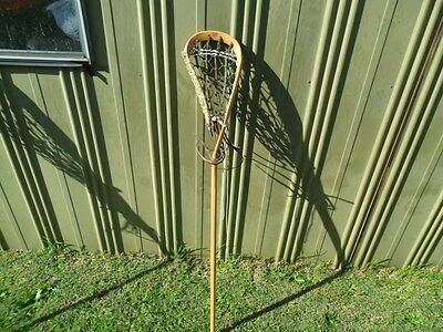 Benedict Lacrosse Ladies Wooden Lacrosse Stick