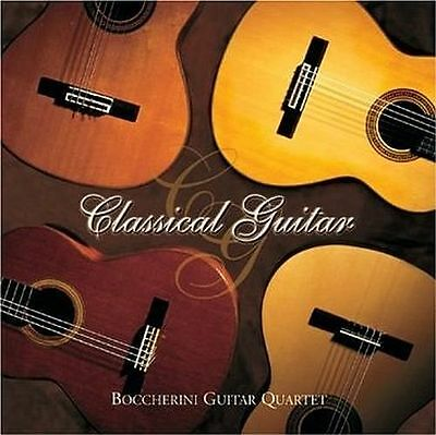Classical Guitar Instrumental Music CD Bach, Mozart,Brahms,Bargain Buy, NEW
