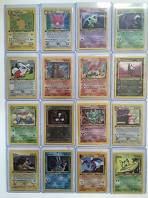 Pokemon Wizards Neo Révélation Complet Edition 1 English US Neuf