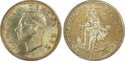 1952 Proof South Africa Shilling PCGS PR66