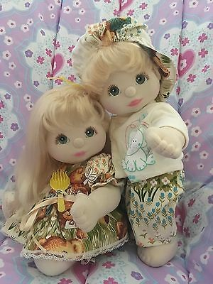 Dolls Are NOT Included ~ Twin Outfit Only For The Boy AND Girl:)