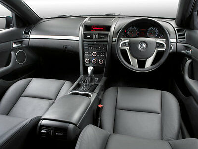Holden Commodore VE SV6 Series 1 Radio and Dash components