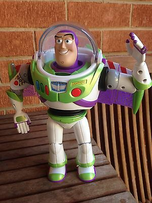Disney Toy Story Buzz Lightyear Large Talking Action Figure 30 Cms
