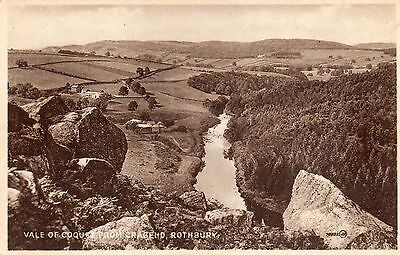 Nothumberland - Rothbury - Vale Of Coquet From Cragend