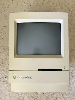 Apple Macintosh Classic 4MB HD40