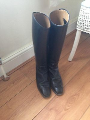 Cavallo Long Leather Riding Boots