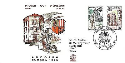 2/4/79 Europe 1979 Fdc
