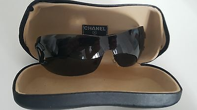 CHANEL Lunettes De Soleil 4125 c.101/87 120 Made In Italy