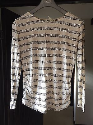 Gorgeous MATERNITY Top H And M Medium