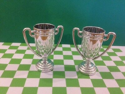 Scalextric compatible trophies x 2      (GH61)