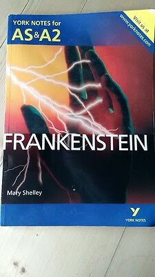 York Notes A Level Revision Book. Frankenstein