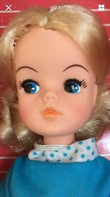 SALE ! Pedigree Funtime Sindy Blonde Mint Doll 1984 New Vintage In Box