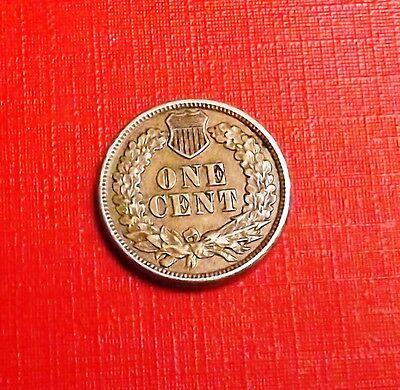 United States 1861 One Cent A/unc Very Nice Condition Very Nice Rare Coin
