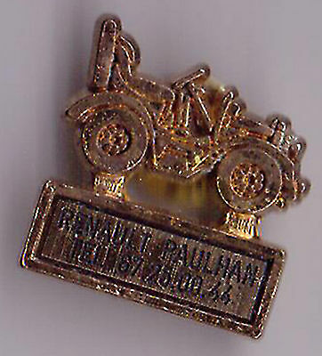 RENAULT PAULHAN (Broach / Pin Badge)