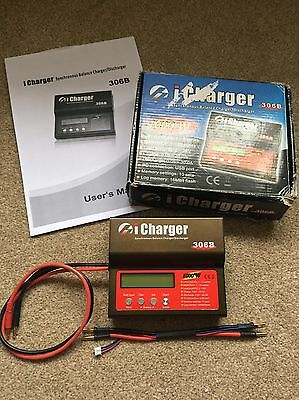 Icharger 306b Synchronous Balance Charger Discharger 30amp 1000w