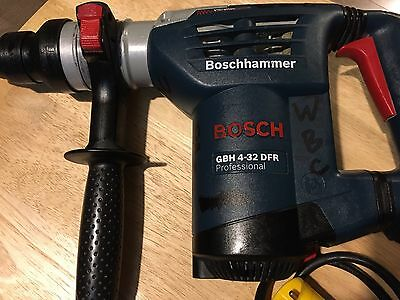 Bosch GBH 4-32 DFR Corded Drill